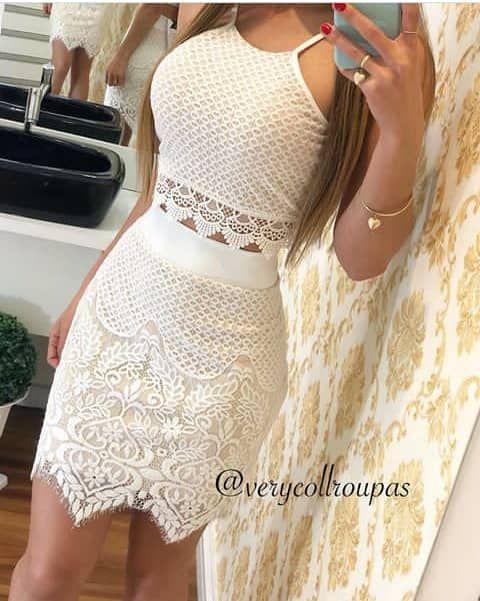 2111cd53ee7 Macaquinho De Renda - Mira Luxo Modas - Moda Feminina
