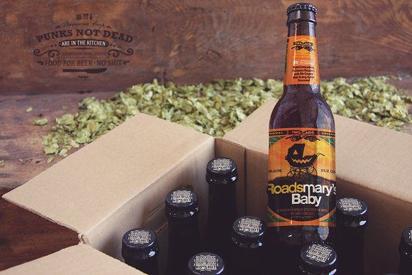 Download Beer Box Mockup | Beer box, Box mockup