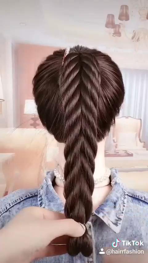 Fabulous Braided Hair Updo Tutorial
