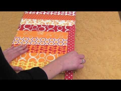 39 Quilt As You Go 39 Placemats Video Tutorial Quilting Crafts Quilting Tips Quilting Tutorials