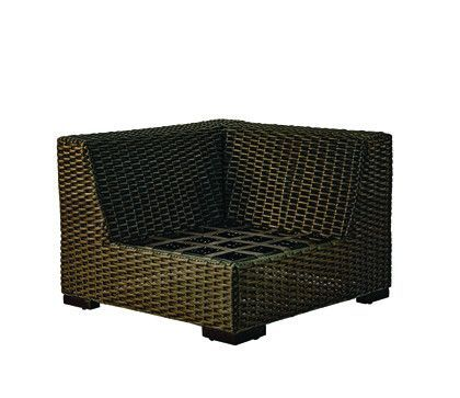Metropolitan Corner Chair for Patio Sectional