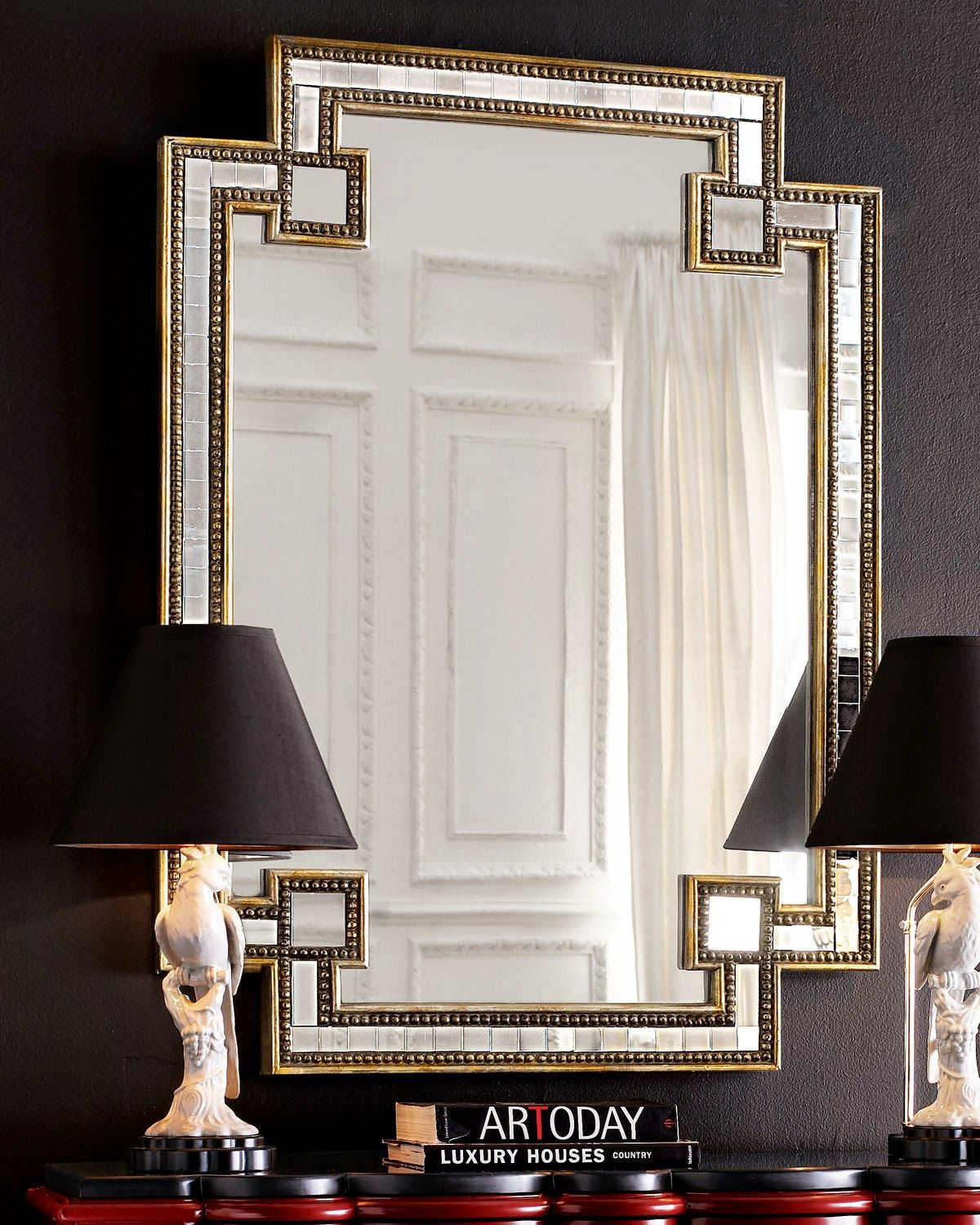 10 Amazing modern interior design mirrors for