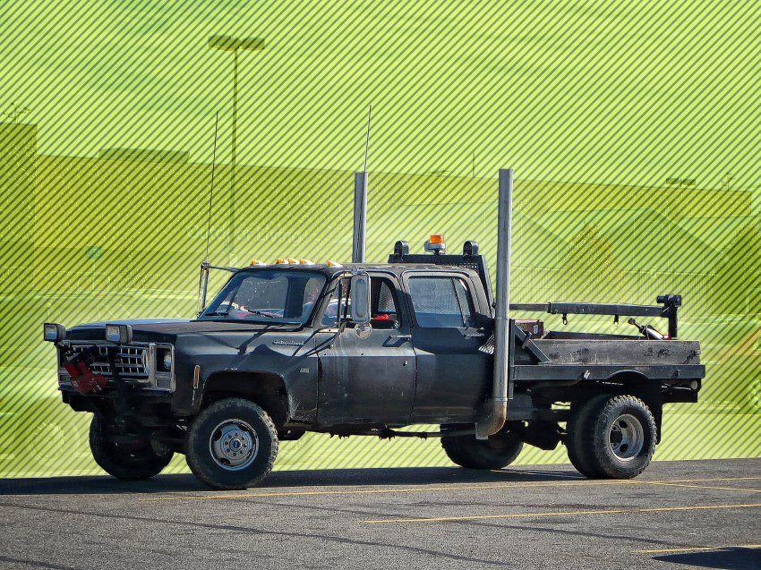 """Coal Roller"": Pick-up-Trucks mit der Extraportion Ruß."