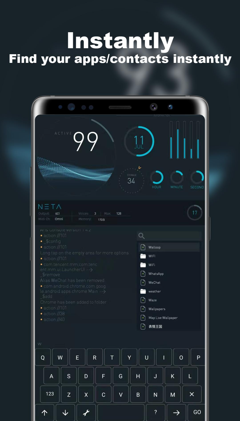 Future Launcher for Android - APK Download