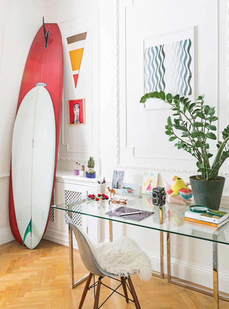 An Eclectic London Townhouse, Filled With Storied Souvenirs | Bright ...