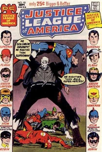 Justice League Of America Covers 50 99 Justice League Of America Justice League Comic Covers