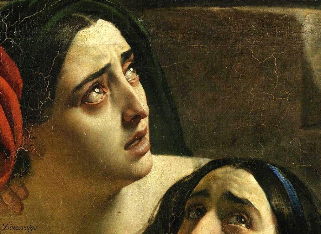 Последний день Помпеи (detail)
