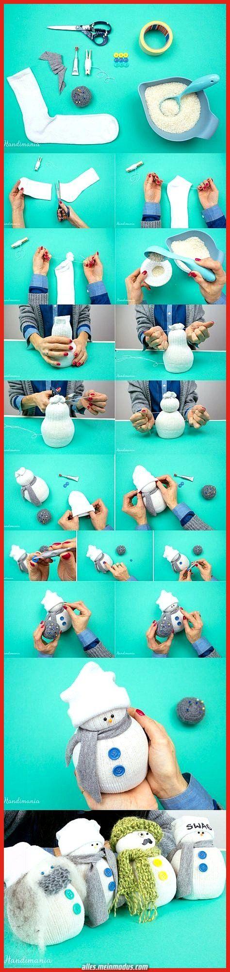 Photo of Großartig Weihnachtspuppe mit Socke –