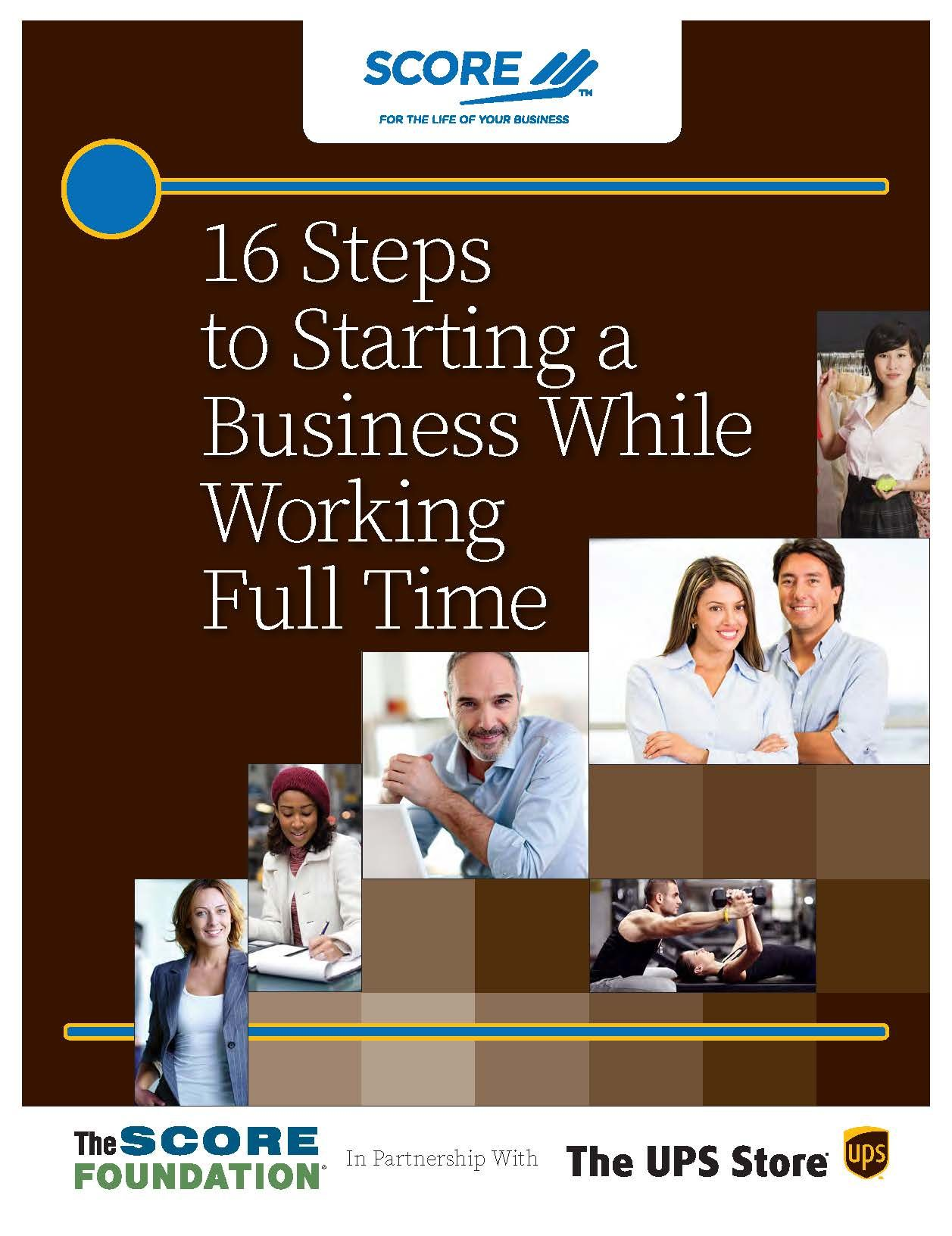 If you want to start a business but arent ready to give