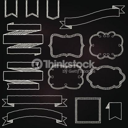 chalkboard doodles powerpoint free