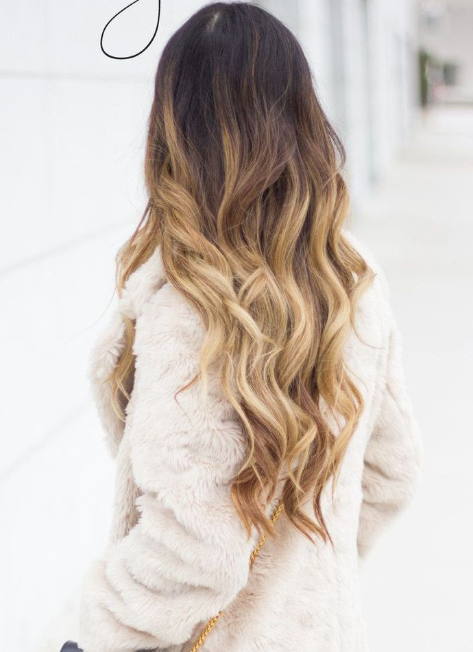 Popular Items For Ombre Hair Extension On Etsy Dip Dye Hair Blonde Brown Hair Dip Dyed Blonde Dip Dye Hair Brunette