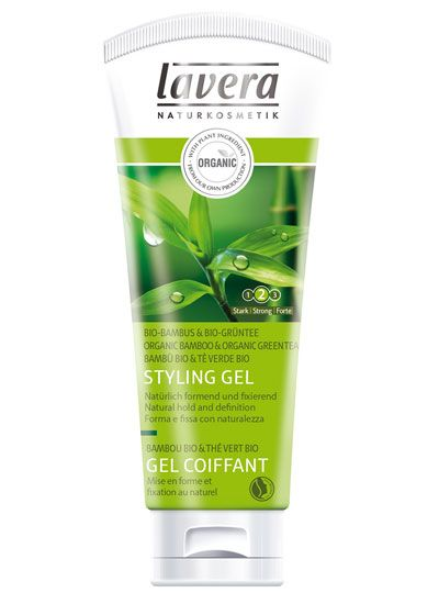 Lavera Hair Styling Gel 1 Styling Gel Organic Hair Gel Organic Hair