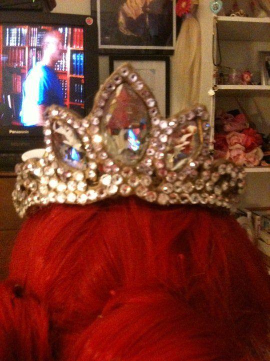 Rapunzel Tiara... beginning by AuroraHermione.deviantart.com on @DeviantArt