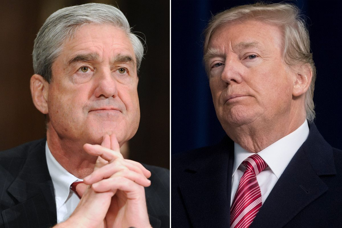 ICYMI: Trump slams Mueller, then says he would 'love' to be interviewed