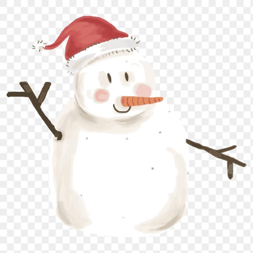 Download Premium Png Of Cute Snowman Christmas Element Transparent Png Cute Snowman Christmas Snowman Snowman