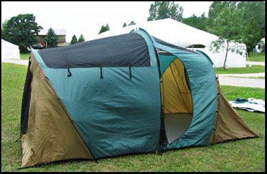 At Starfest & astro tent | Starfest 2005 Kendrick Tent.jpg | Backyard ...