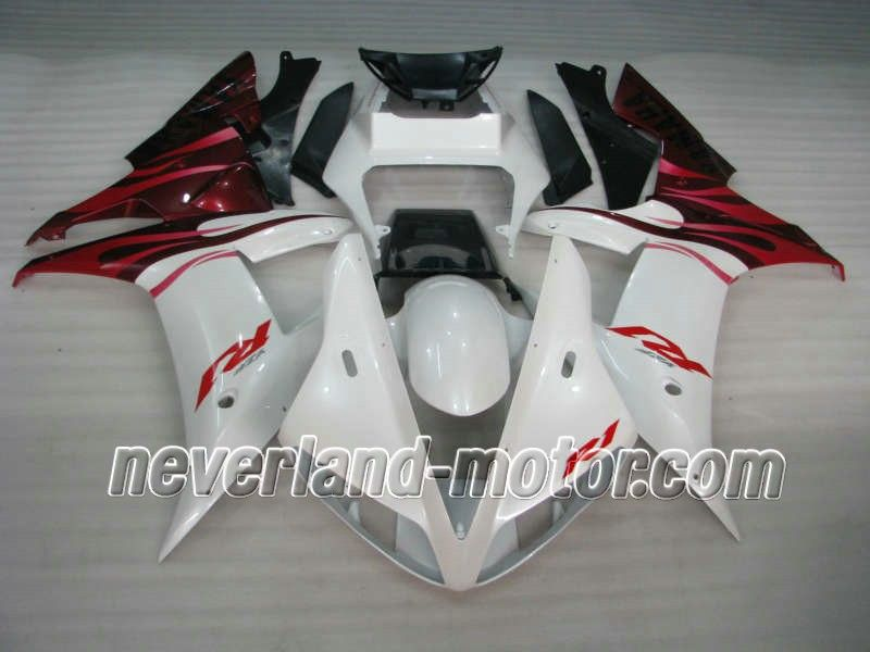 yamaha yzf r1 2002 2003 abs car nage flame neverland motor carenager12003 carenager12002. Black Bedroom Furniture Sets. Home Design Ideas