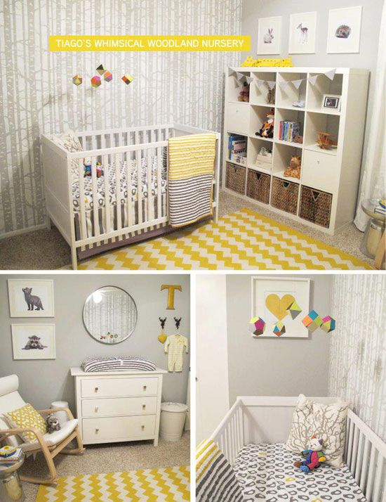 Elegant Nursery Wall Decor Ideas