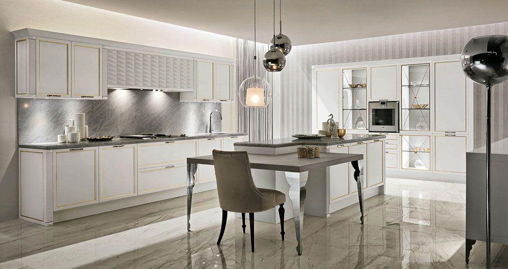 Mobili per cucina: Cucina Luxury Glam da Aster Cucine nel ...