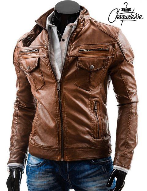 Marcas de chaquetas de cuero
