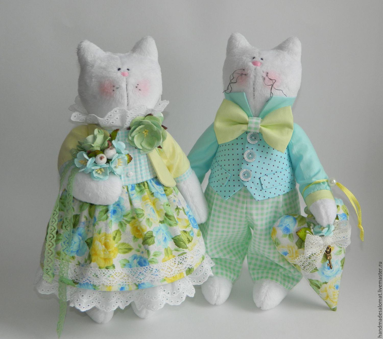 Тильды коты и кошки