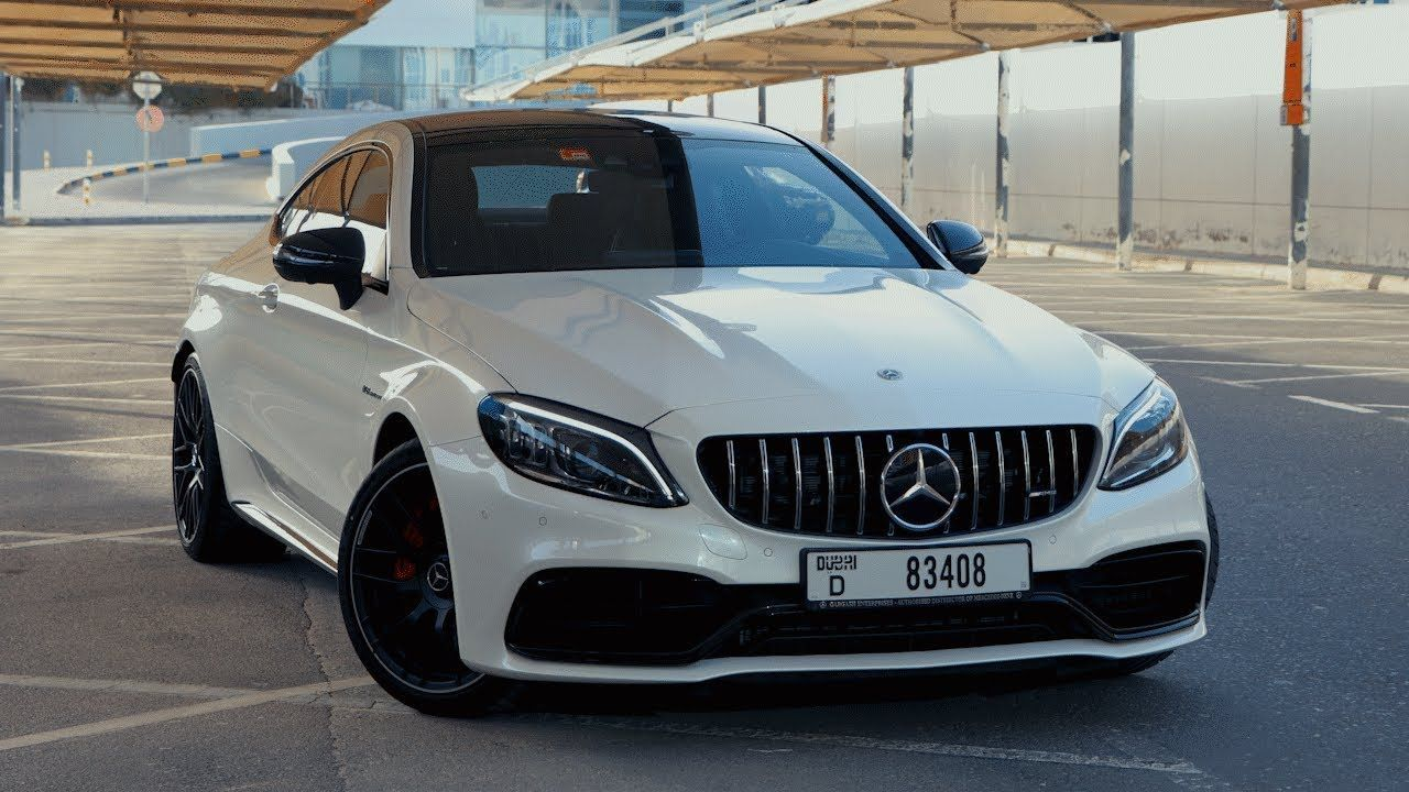 2019 Mercedes Amg C63 S Coupe Facelift First Drive Impressions