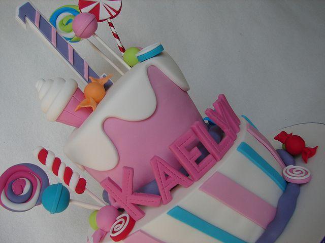 Candy Cake | Flickr: Intercambio de fotos