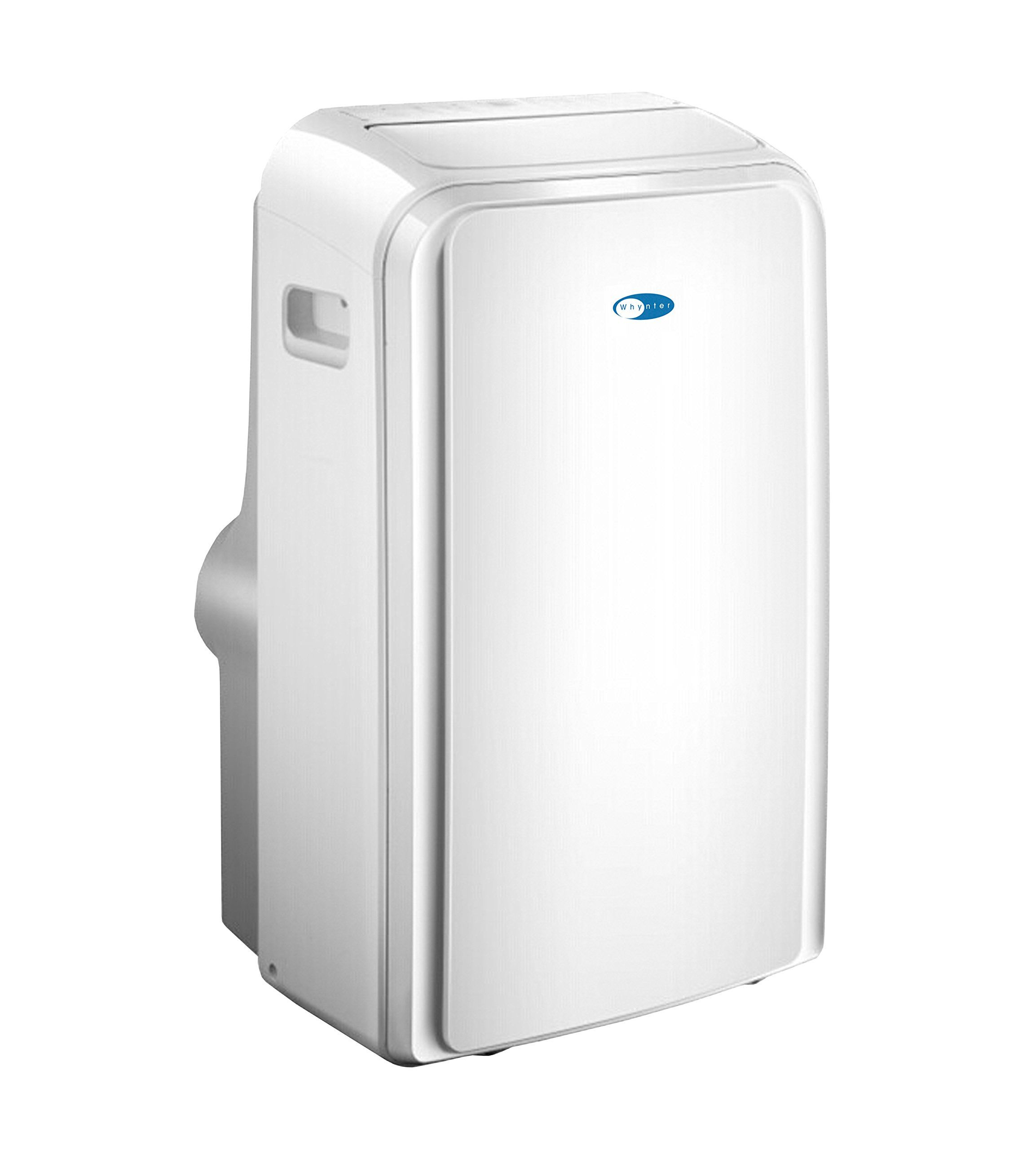 Whynter 12000 Btu Dualhose Portable Air Conditioner With 3m And Silvershield Filter Arc126md Check This Portable Air Conditioner Trash Can Washing Machine
