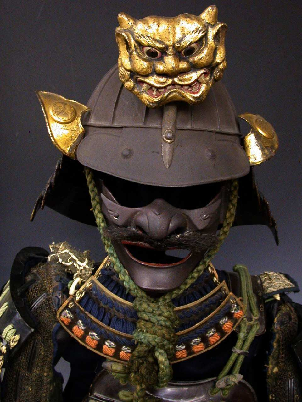Samurai armor detail | Samurais, Feudal Japan ...