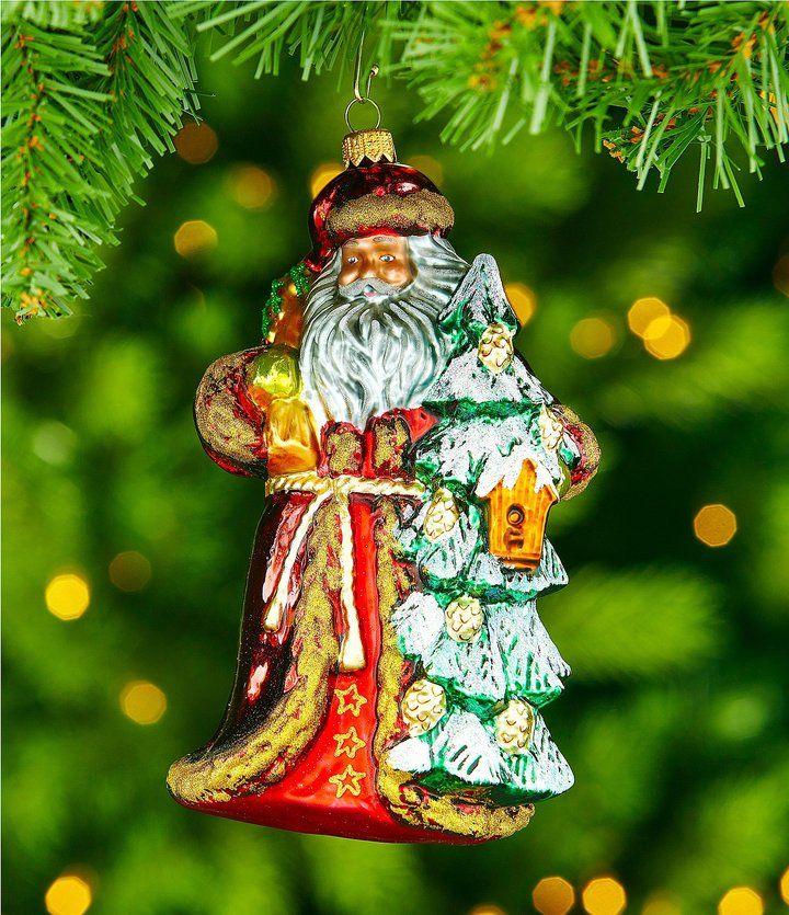 Southern Living Nostalgic Noel Collection African American Santa