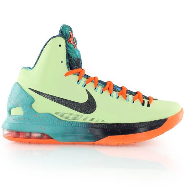 reputable site 8d9bf 101e2 nike KD 5 ALL STAR AREA 72 crimson