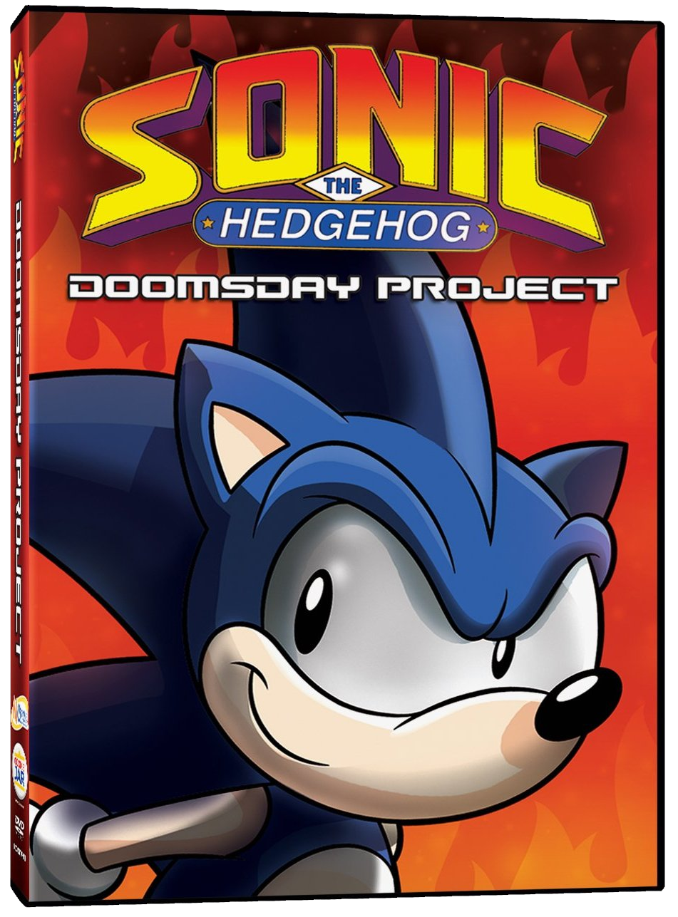 New Arrival Sonic the Hedgehog Doomsday Project Fun