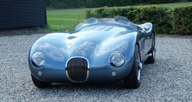 1963 Jaguar C-Type - Replica | Art of the Automobile