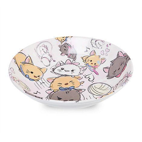 Aristocats Tsum Tsum Sketch Plate Aristocats Disney Home