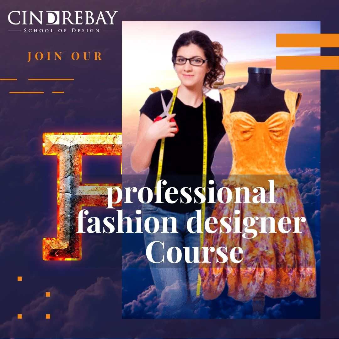 Cindrebay School Of Design Fashion Designing Institute Design Fashion Design