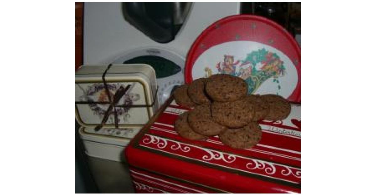Orangentaler Weihnachtsgebäck.Schnelle Anfänger Plätzchen Orangentaler Taler Keksdosen Füllstoff Geht Vegan