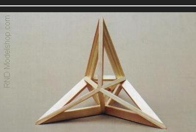 Tetrahedron Medians