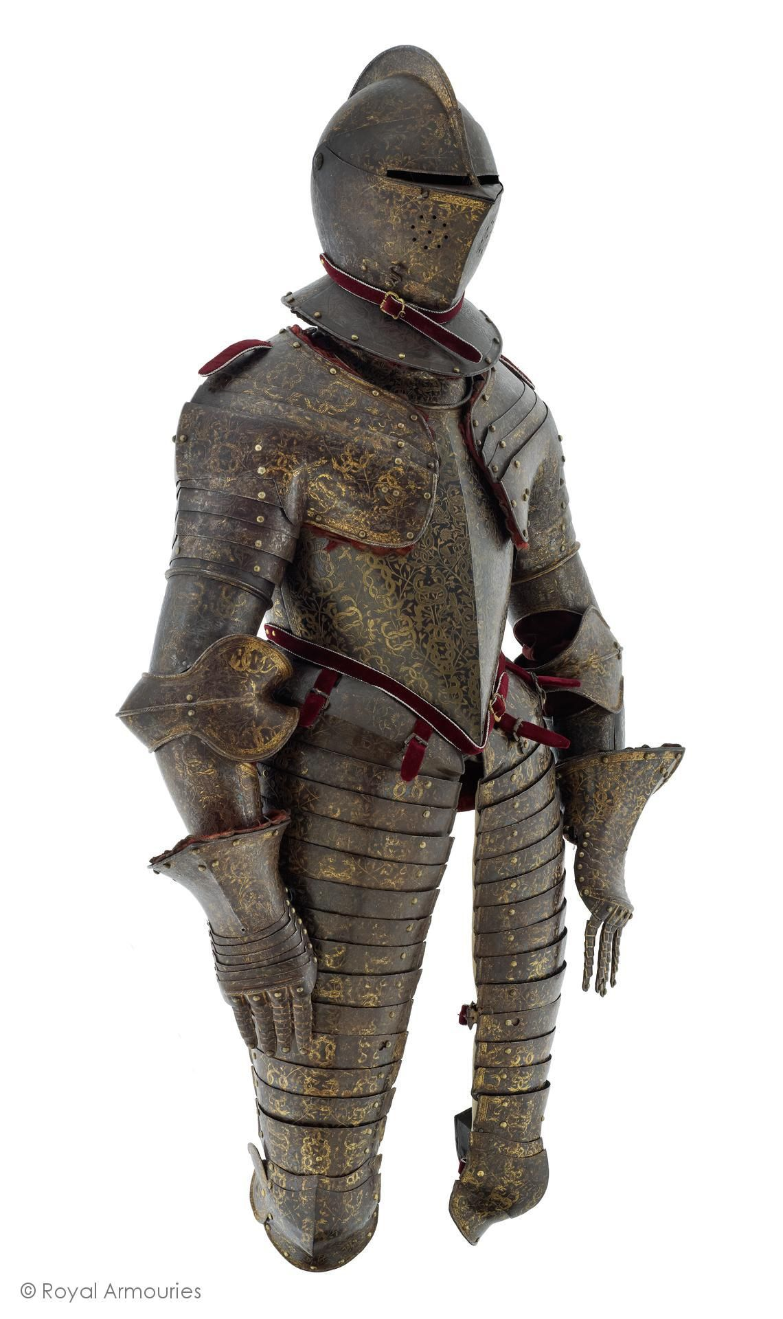 Henry Wriothesley Armour Sword And Armor History Knight