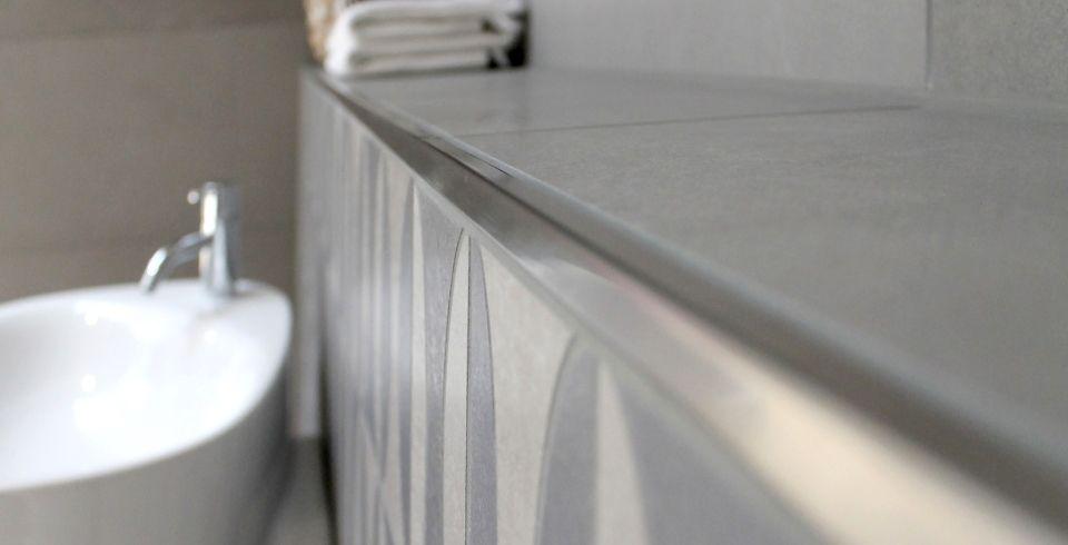 sehr edel und hochwertig wirkt auch die quadec schiene von schl ter systems aus matt. Black Bedroom Furniture Sets. Home Design Ideas