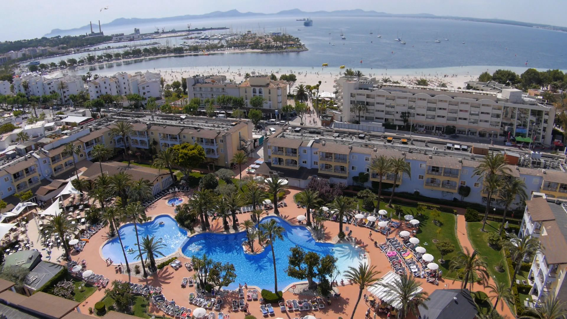 Alcudia garden aparthotel gardenhotels mallorca for Designhotel mallorca strand