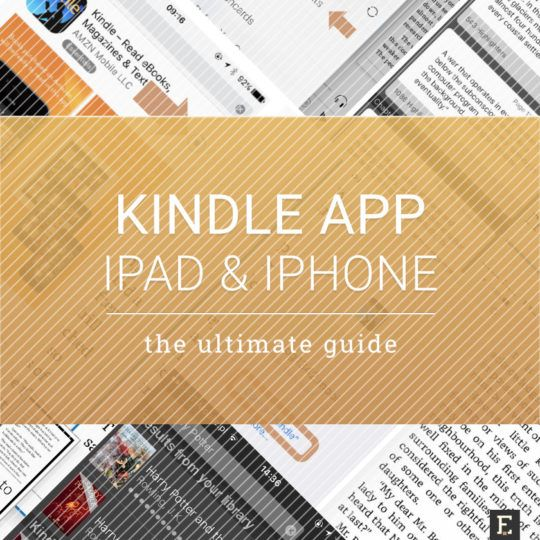 How to transfer my Kindle books to iPad or iPhone the