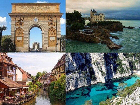 cidades imperdíveis na França