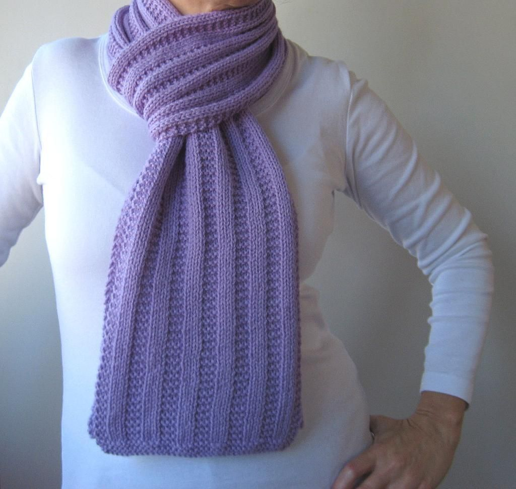 Garter ribbed scarf stitch patterns and yarns youre going to love garter ribbed scarf by scarf patternsknitting bankloansurffo Image collections