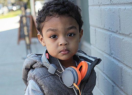 Sire Jackson modelling, son of 50 cent & Daphne Joy ...