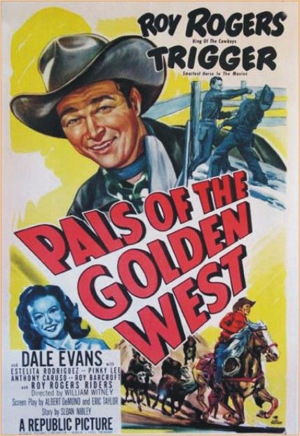 "TV Western Shows | WESTERNCINEMANIA: SÉRIES WESTERNS DE TV – ""ROY ROGERS"", SÉRIE ..."