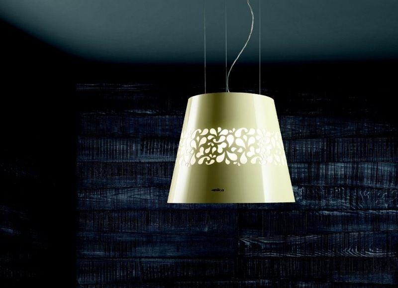 Dunstabzugshaube für die kochinsel modell jasmine ideen rund