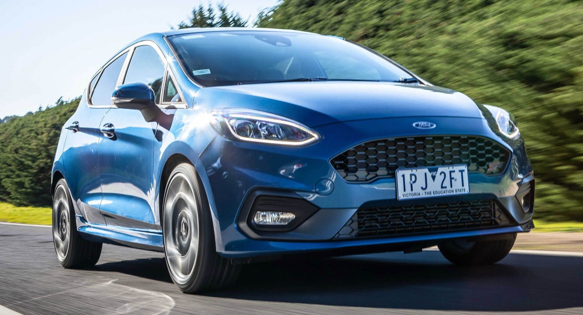 Five Brilliant Ways To Advertise 2020 Ford Fiesta St Rs