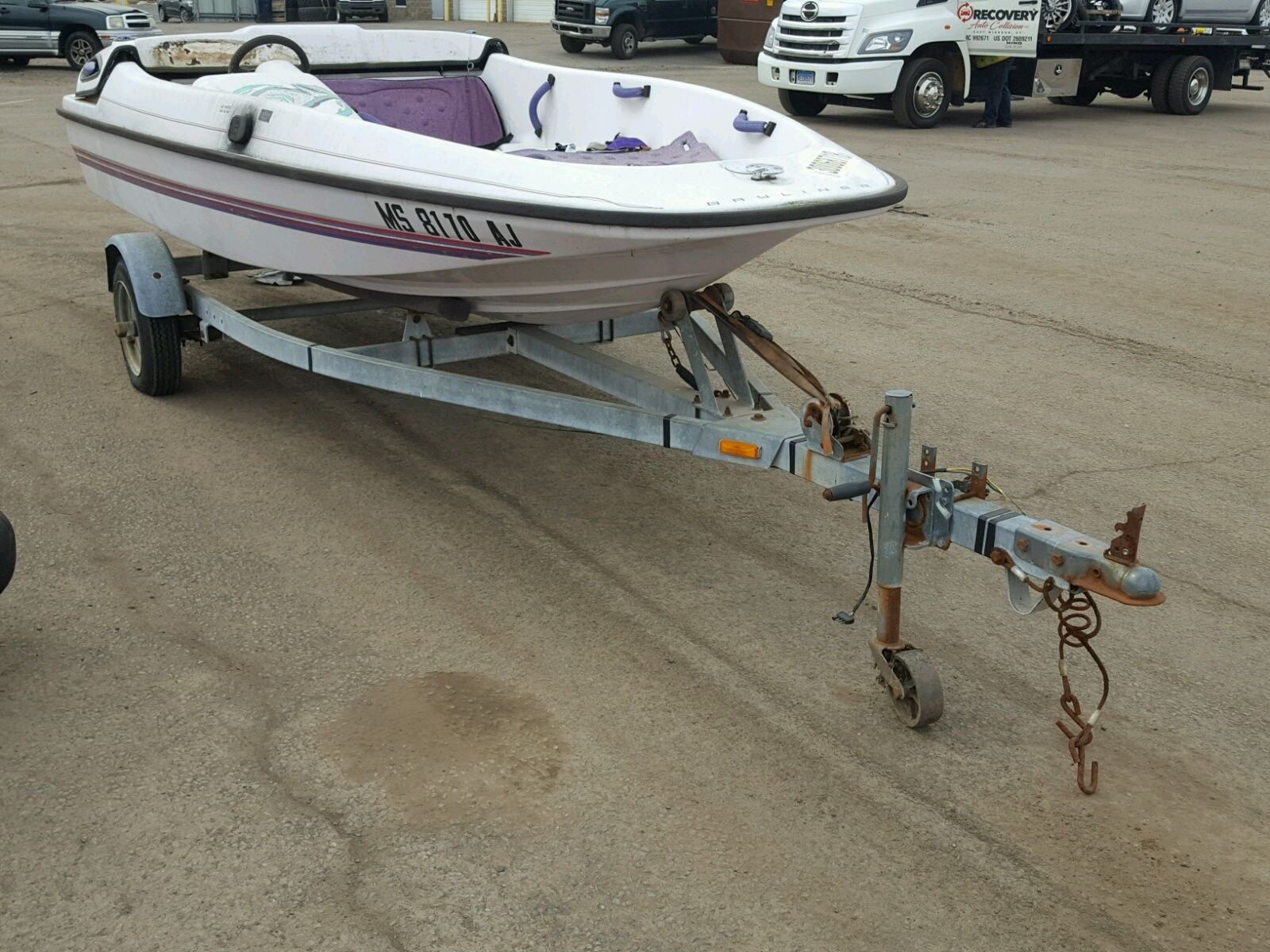 Bought SeaDoo Spark Trixx Jet Ski at Throwaway Price from