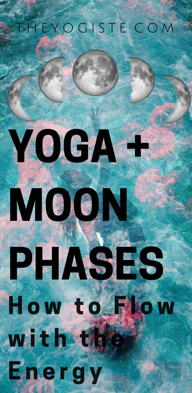Yoga + Moon Phases