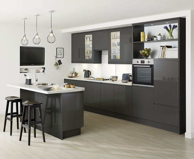 25 Kitchen Island Ideas With Seating Storage Kitchen